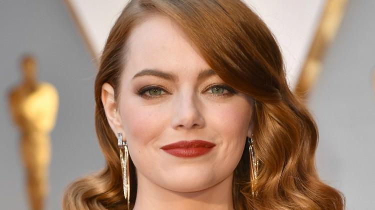 Emma Stone'un makyaj sırrını makyözü açıkladı