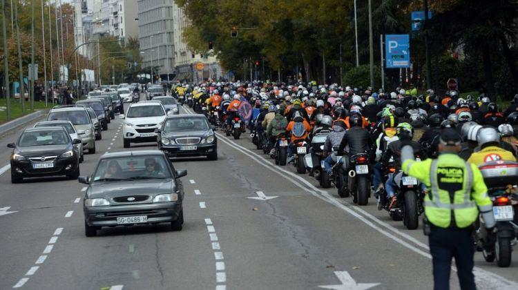 İspanya'da eski araçlara trafiğe çıkma yasağı