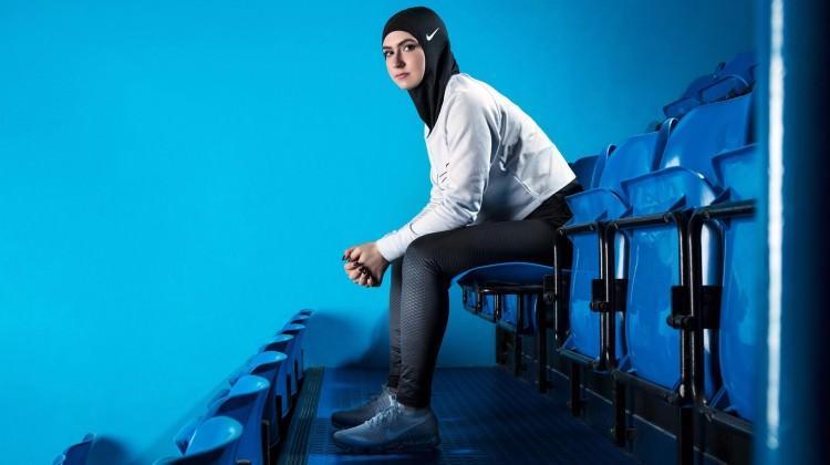 Nike'dan müslüman kadın sporculara özel tasarım