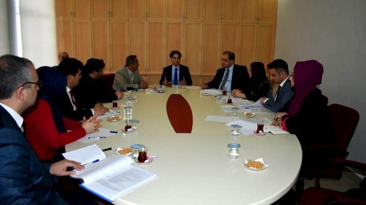 Seydişehir'de ÇOGEP toplantısı yapıldı