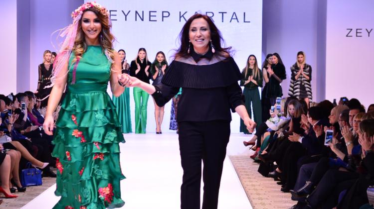 Azerbaycan'da Türk modacı rüzgarı