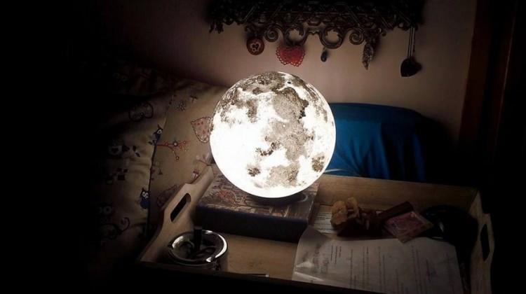 Ev dekorasyonunda yeni moda: Gezegen lambalar