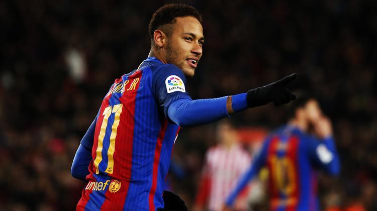 Neymar: O da Barcelona'ya gelmek istiyor!