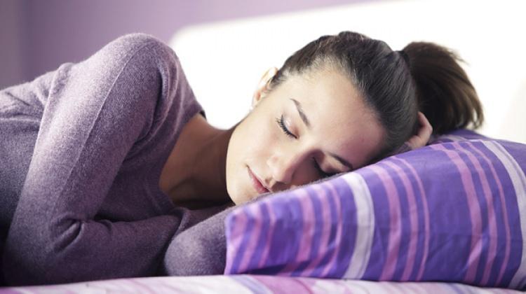 Saçlarınızı toplayarak uyumayın!