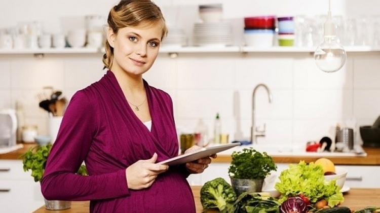 Hamilelikte hangi besinler tüketilmeli?