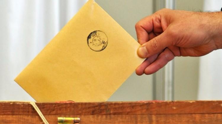 Uşak'ta geçersiz oyların sayımı tamamlandı