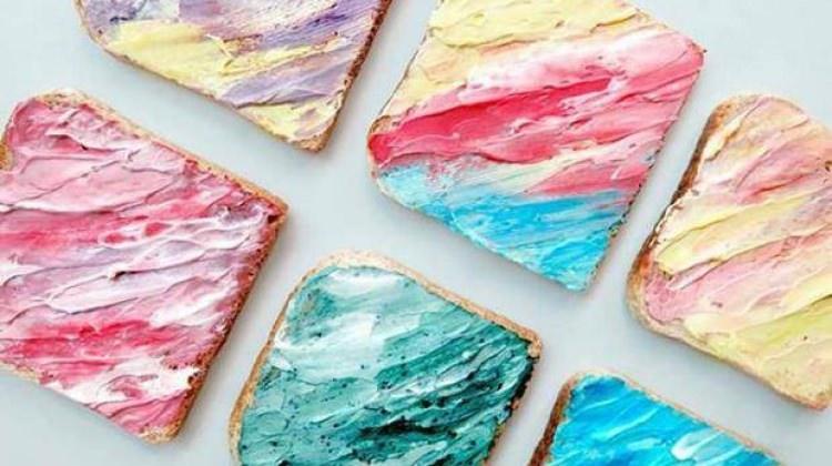 Ekmeğin sanat hali görenleri şaşırtıyor