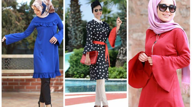 Tesettürlü kadınlar yazın en çok bunu giyecek!