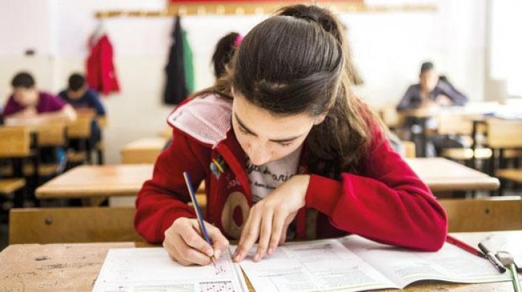 Sınava giren öğrenciler Matematikte kilitlendi