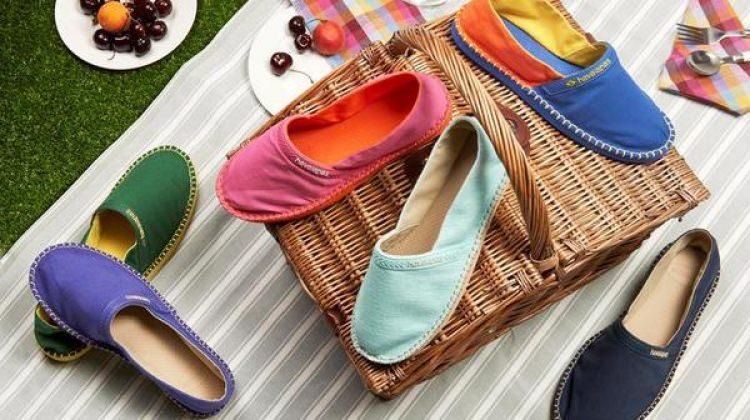 Yazın yeni modası: Renkli espadriller