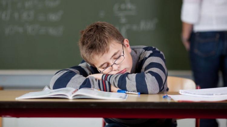 Çocuğunuzun derste uyuyakalmaması için...