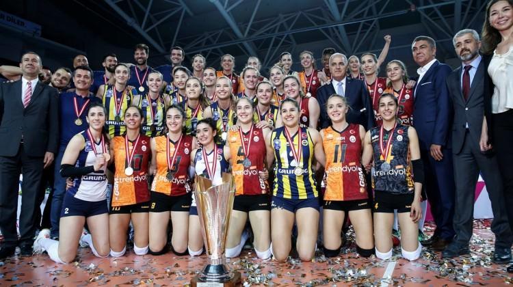 Türk spor tarihine damga vuran kare