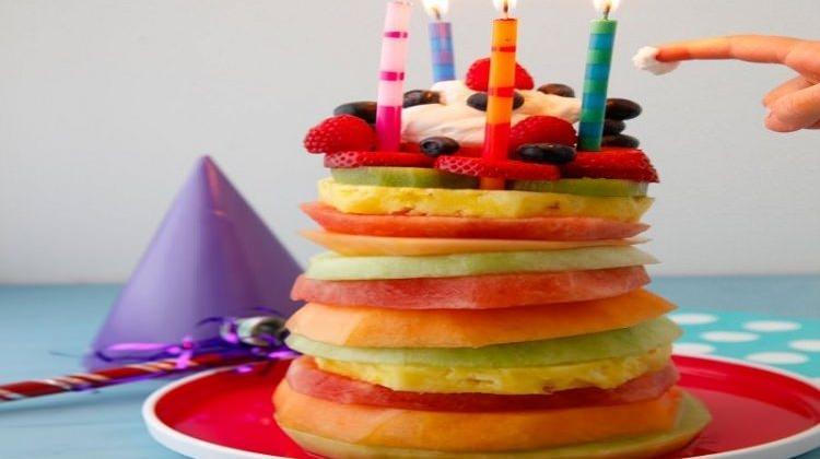 Kek sevmeyenlere özel doğum günü pastaları