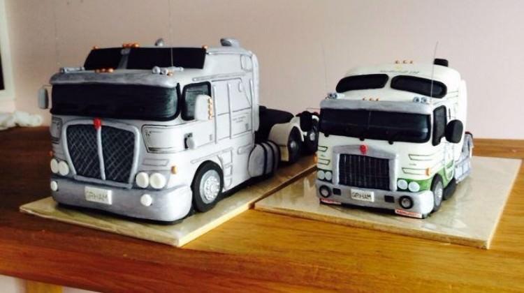 Otomobil tutkunları bu pastalara bayılacak