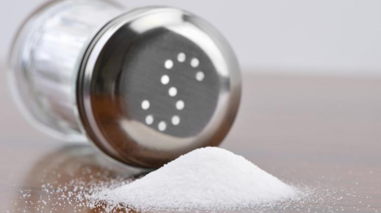 Tuz tüketmek kilo verdiriyor