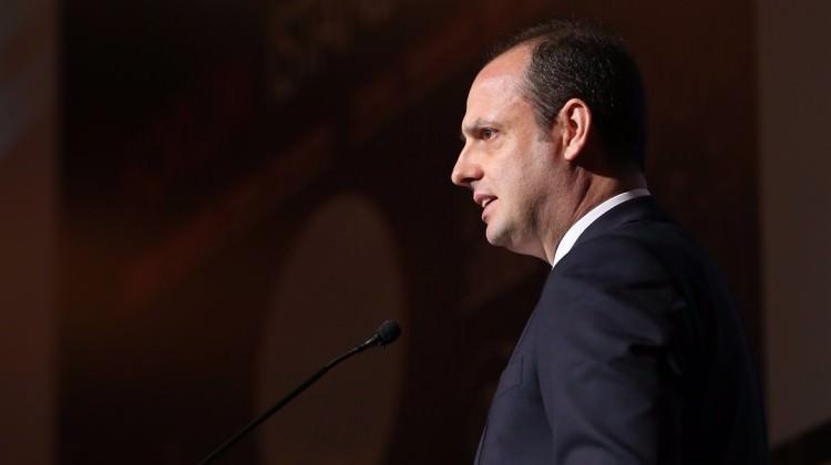 MB Başkanı Çetinkaya'ya uluslararası görev