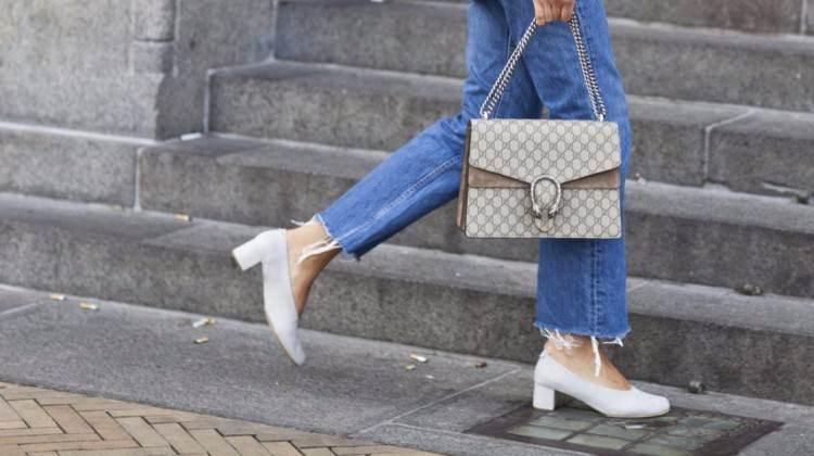 Kısa topuklu ayakkabıları en çok onlar kullanıyor!