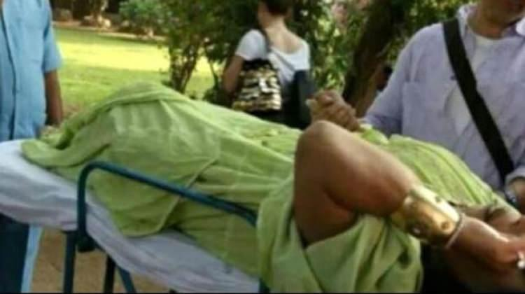 Bülent Ersoy çığlık çığlığa hastaneye kaldırıldı