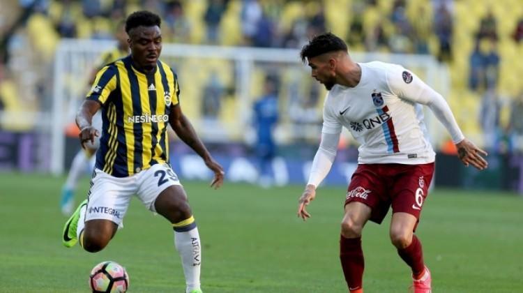 Kadıköy'de Emenike'den şok tepki!