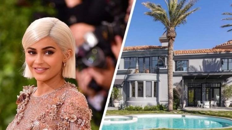 Kylie Jenner'ın kalacağı 125 dolarlık ev