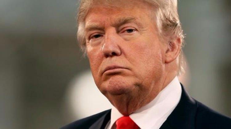 'Ben yokum' diyen Trump'a tepki yağdı!