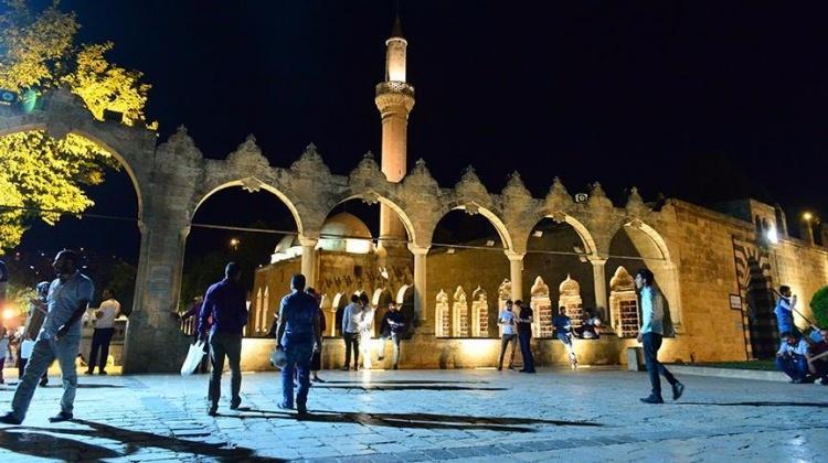 'Peygamberler Şehri'nde ramazan coşkusu