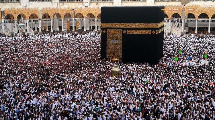 Kutsal topraklarda ramazan yoğunluğu