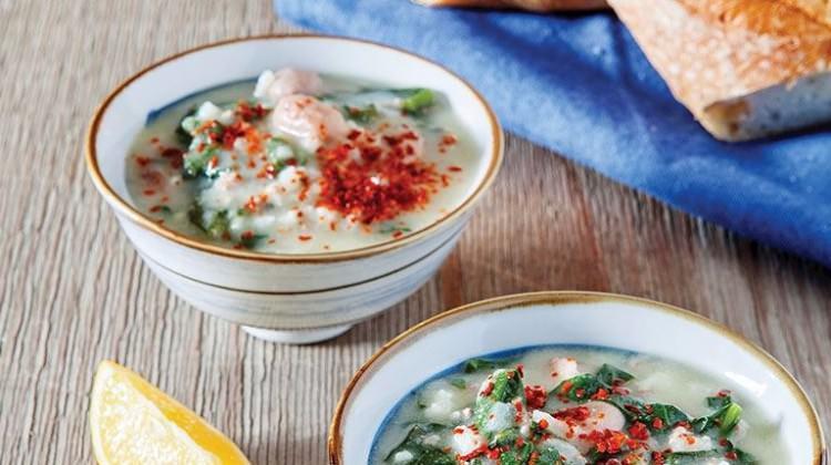 Pazılı barbunya çorbası tarifi
