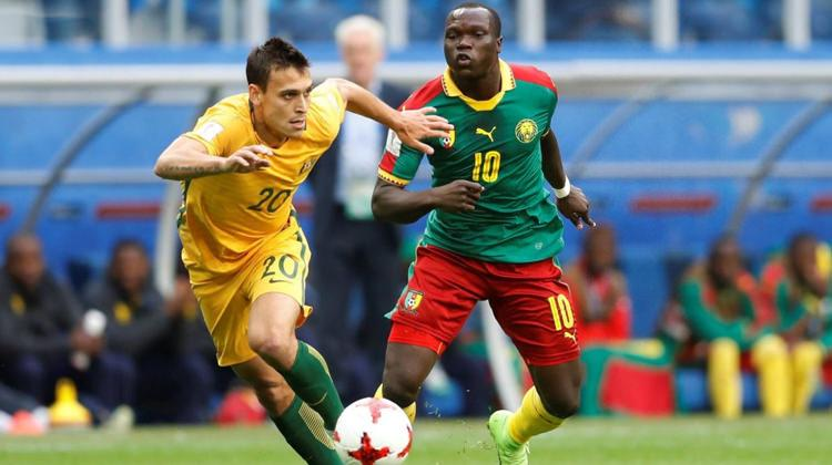 Aboubakar'ın çabası Kamerun'a yetmedi!