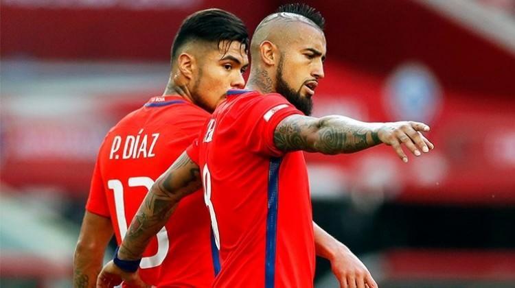 Şili'ye yarı final için 1 puan yetti!