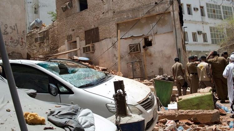Suudi Arabistan'dan 'Kabe'ye saldırı' açıklaması!