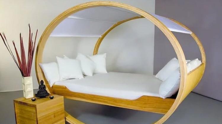 Yenilikte çığır açmış harika tasarımlı yataklar
