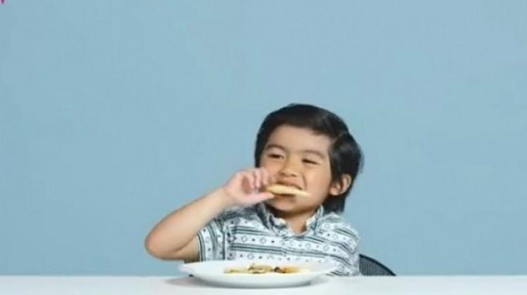 Amerikalı çocuklar Türk yemeklerini yerse...