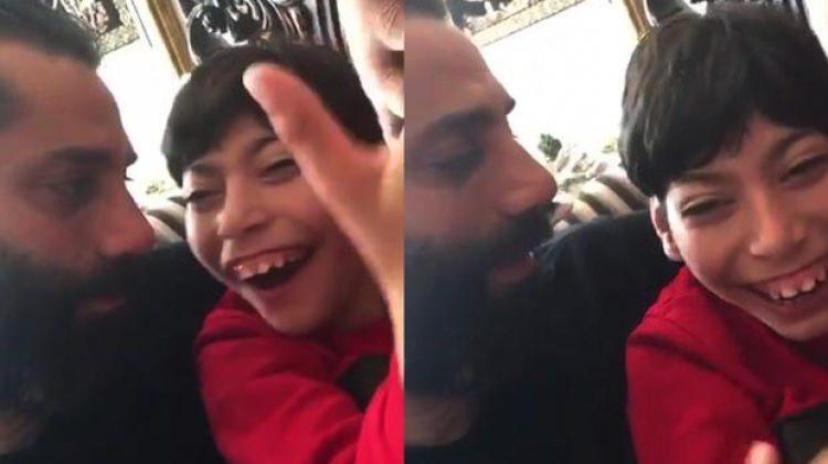 Çılgın Sedat oğlu için savcılığa başvurdu