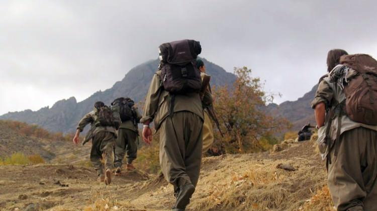 Yurdışına kaçmak isteyen 4 PKK'lı yakalandı