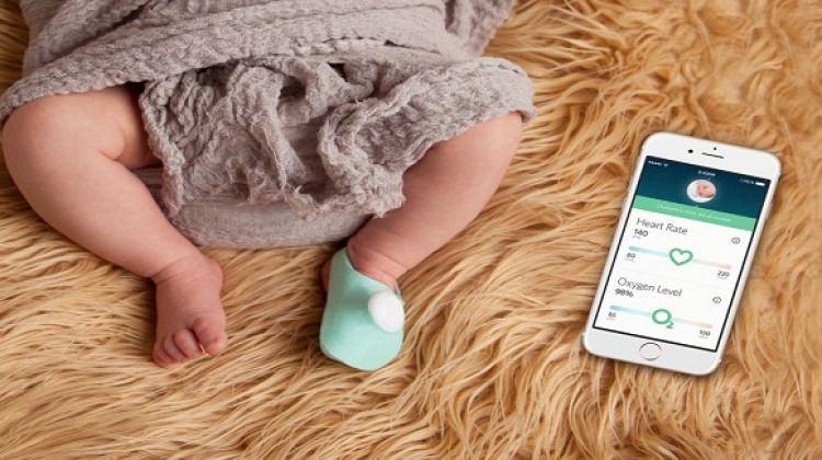 Bebeklere özel giyilebilir teknoloji! Artık...