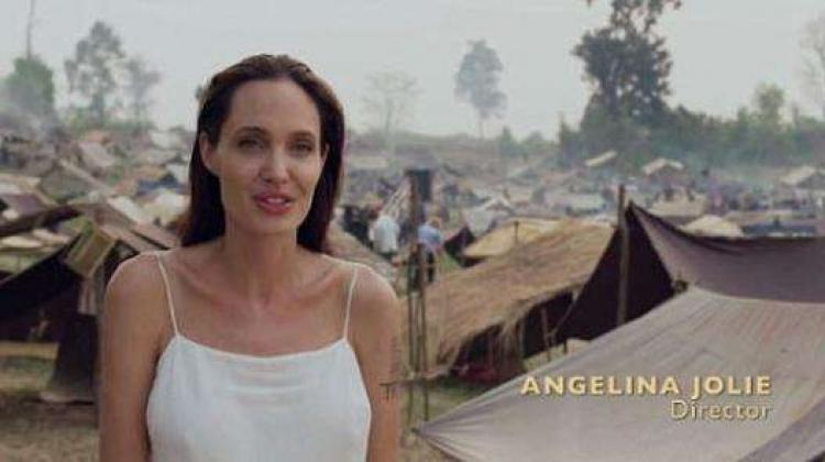Angelina Jolie'den skandal çocuk oyuncu seçimi!