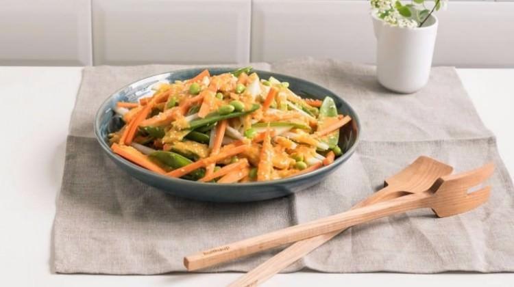 Yaz akşamları yenecek en güzel şey: Salata