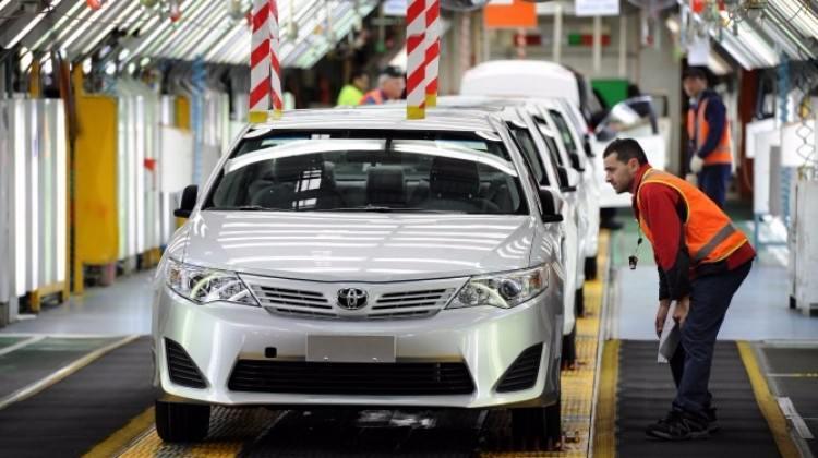 'Toyota Türkiye', üretime ara verdi