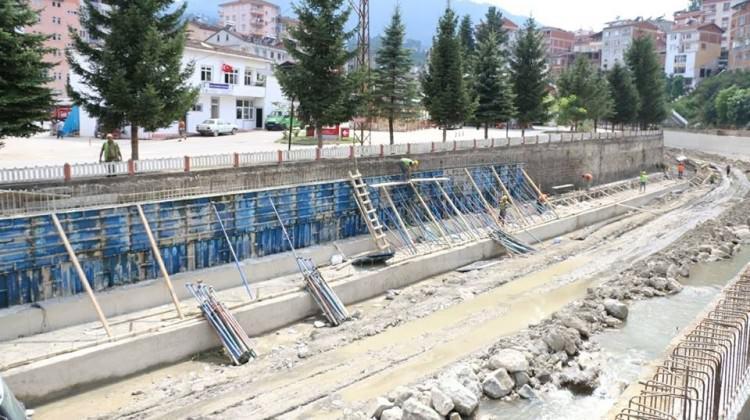 Kumru'ya gerdanlık: Çalışmalar hızla devam ediyor