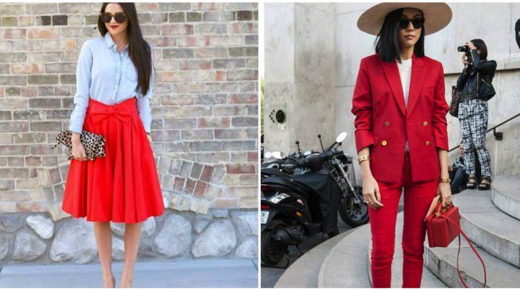 2017'nin en gözde rengi: Kırmızı
