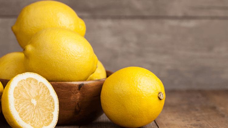 Limonu uzun süre saklamak için...