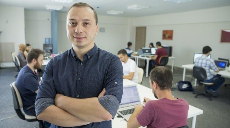 Dosya transferinde Türk imzası