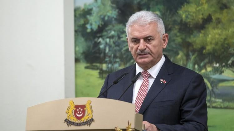 Başbakan'dan Singapur'da 'yatırım' toplantısı  .