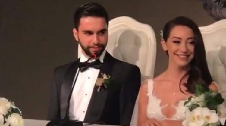 Deniz Doğulu ile Nazlı Emir evlendi