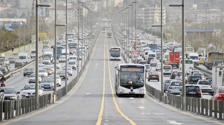 Toplu taşımadan 15 milyon kişi faydalanacak
