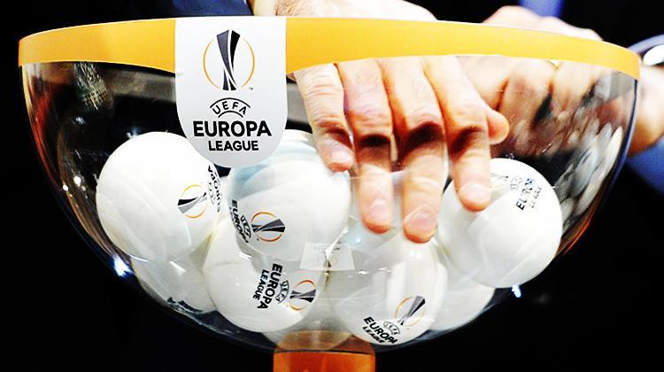UEFA Avrupa Ligi'nde grup kuraları çekiliyor!