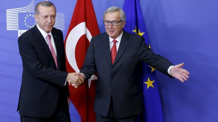 AB'den flaş Türkiye açıklaması!