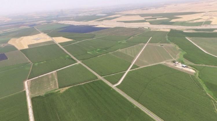 Tarım arazilerine yakın takip