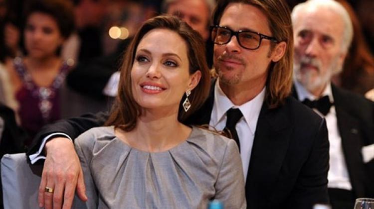 Angelina Jolie ve Brad Pitt barıştı
